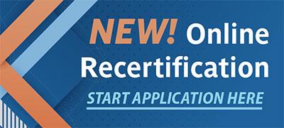 Online Recert App